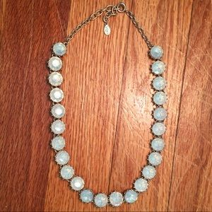 Ann Taylor Loft Crystal Necklace